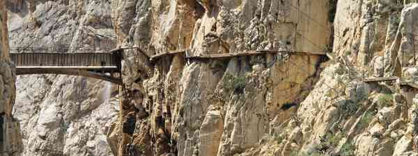 El Camino del Rey (Shutterstock.com. See credit below)