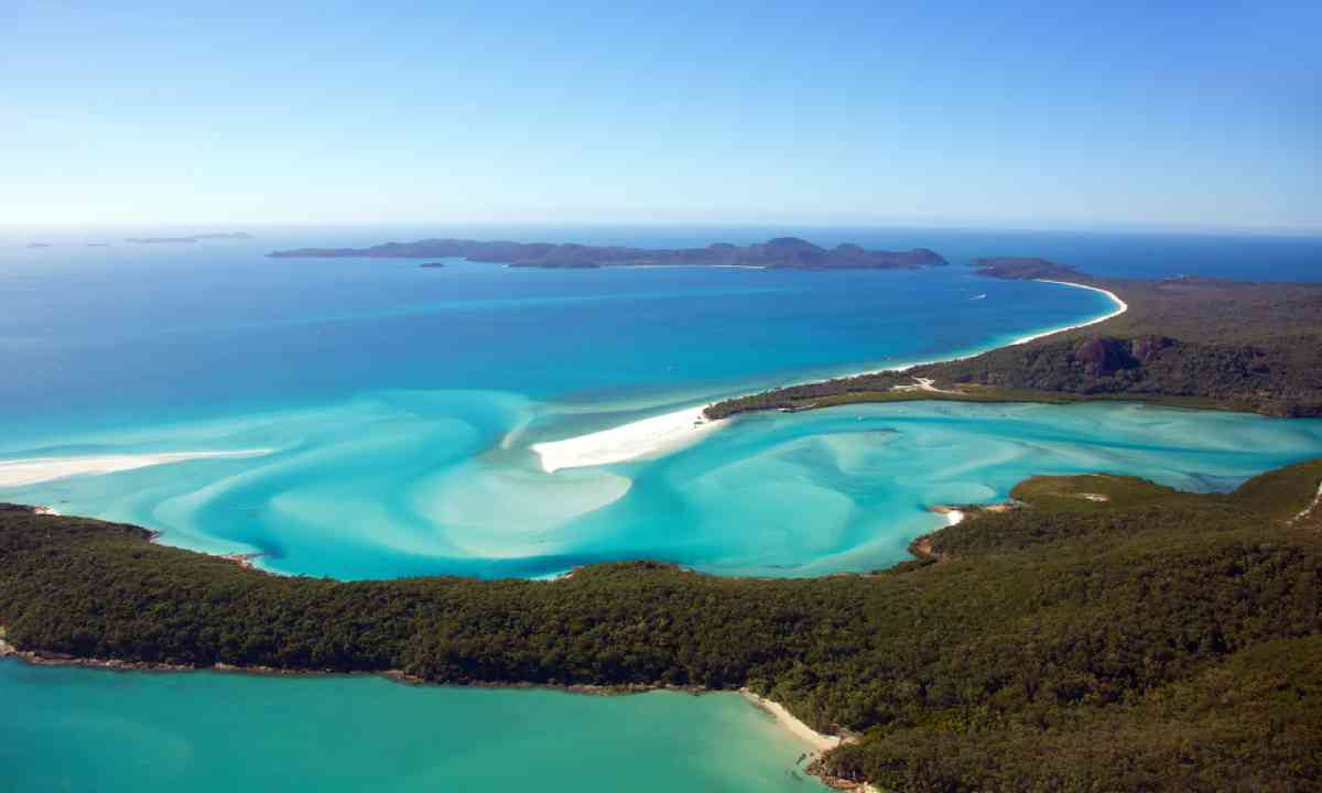 Whitsunday Islands (Shutterstock)