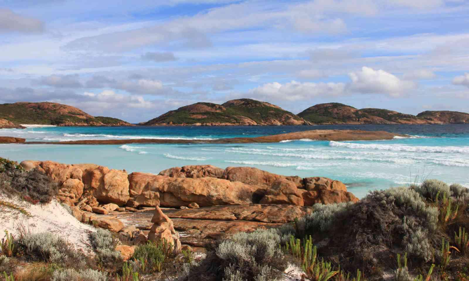 Fraser Island (Shutterstock)