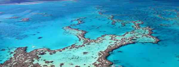 Great Barrier Reef (Shutterstock: see credit below)