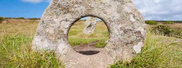 Standing stones, Penwith Moor (Shutterstock.com. See main credit below)