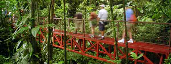 Mark Stratton crosses Costa Rica using his feet, a bike and a raft (Dreamstime)