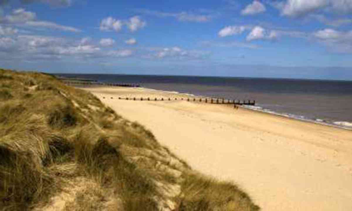 Horsey Beach (The Broads Authority)