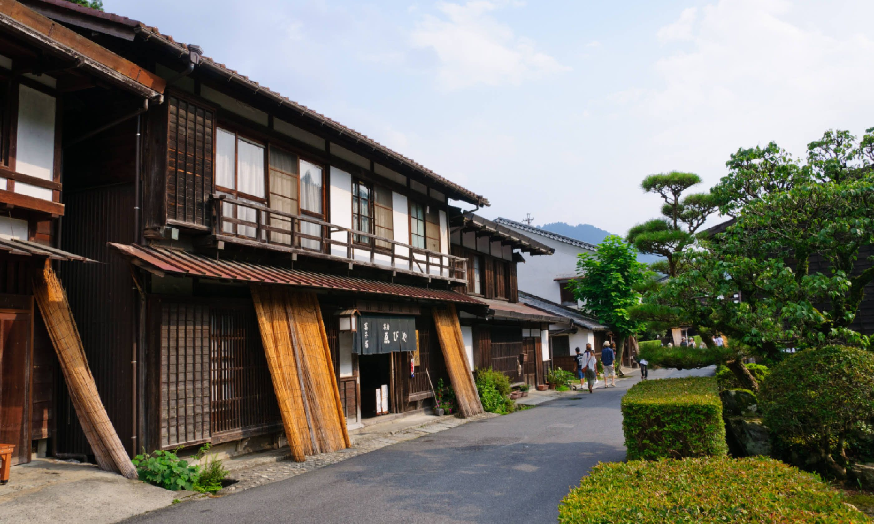 Tsumago-juku (Shutterstock)