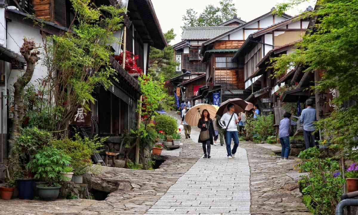 Magome town (Shutterstock)