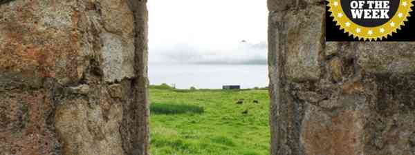 St Kilda through a window (Katie MacLeod)