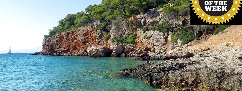Agistri Island (Shutterstock. See main credit below)