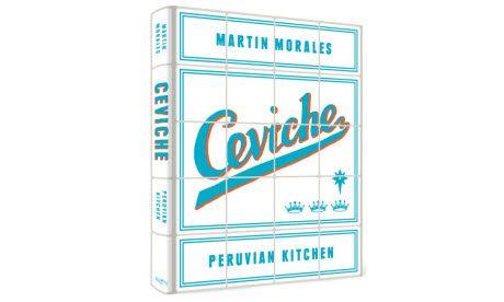 Ceviche cookbook cover
