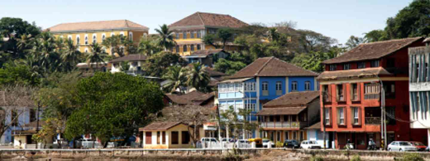 You can still discover the back waters of Goa (dreamstime)