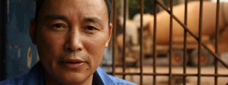 Chinese road builder (Charlie Walker)