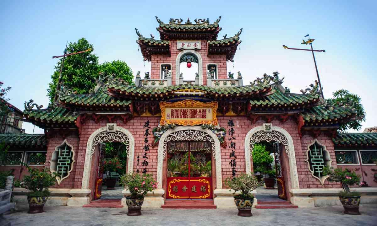 Fujian Assembly Hall (Shutterstock)