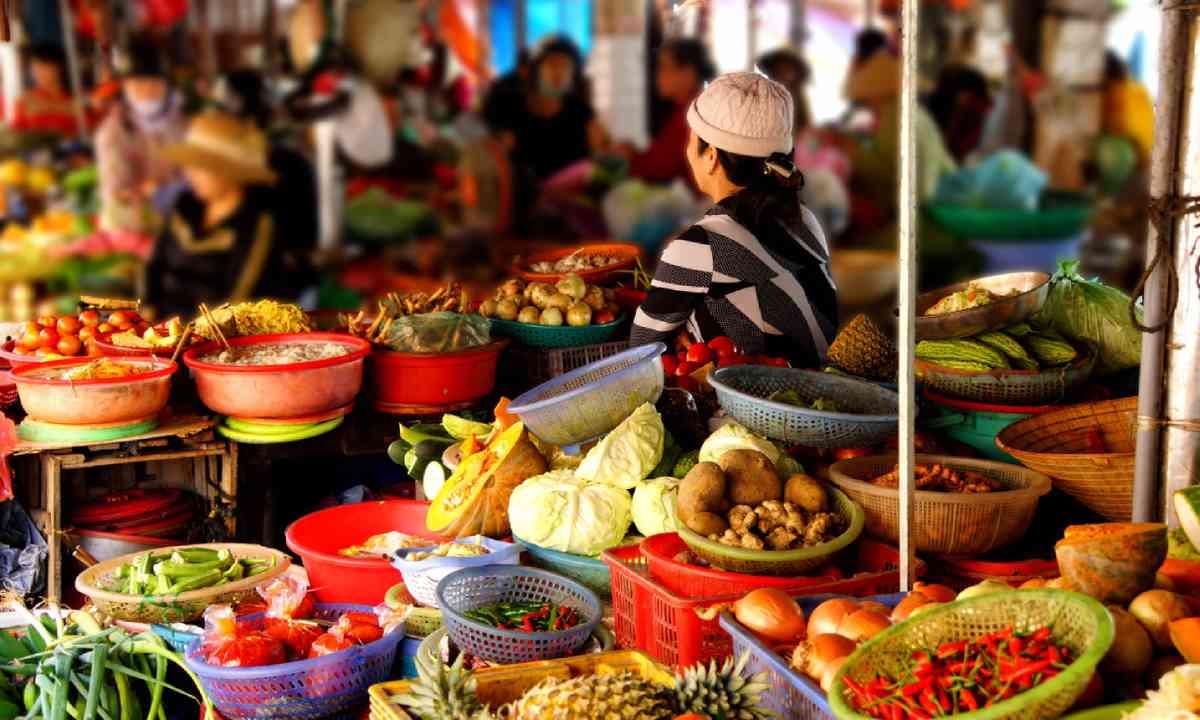 Central Market of Hoi An (Shutterstock)