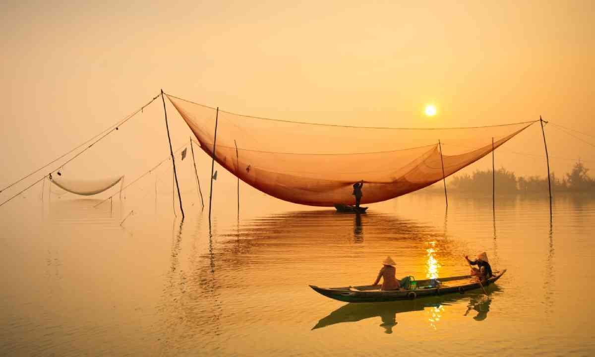Cua Dai beach (Shutterstock)