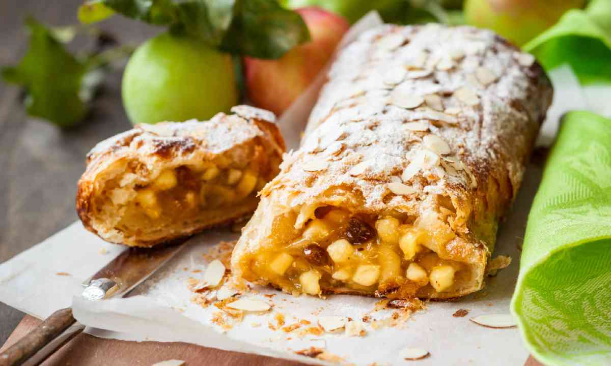 Apple Strudel (Shutterstock)