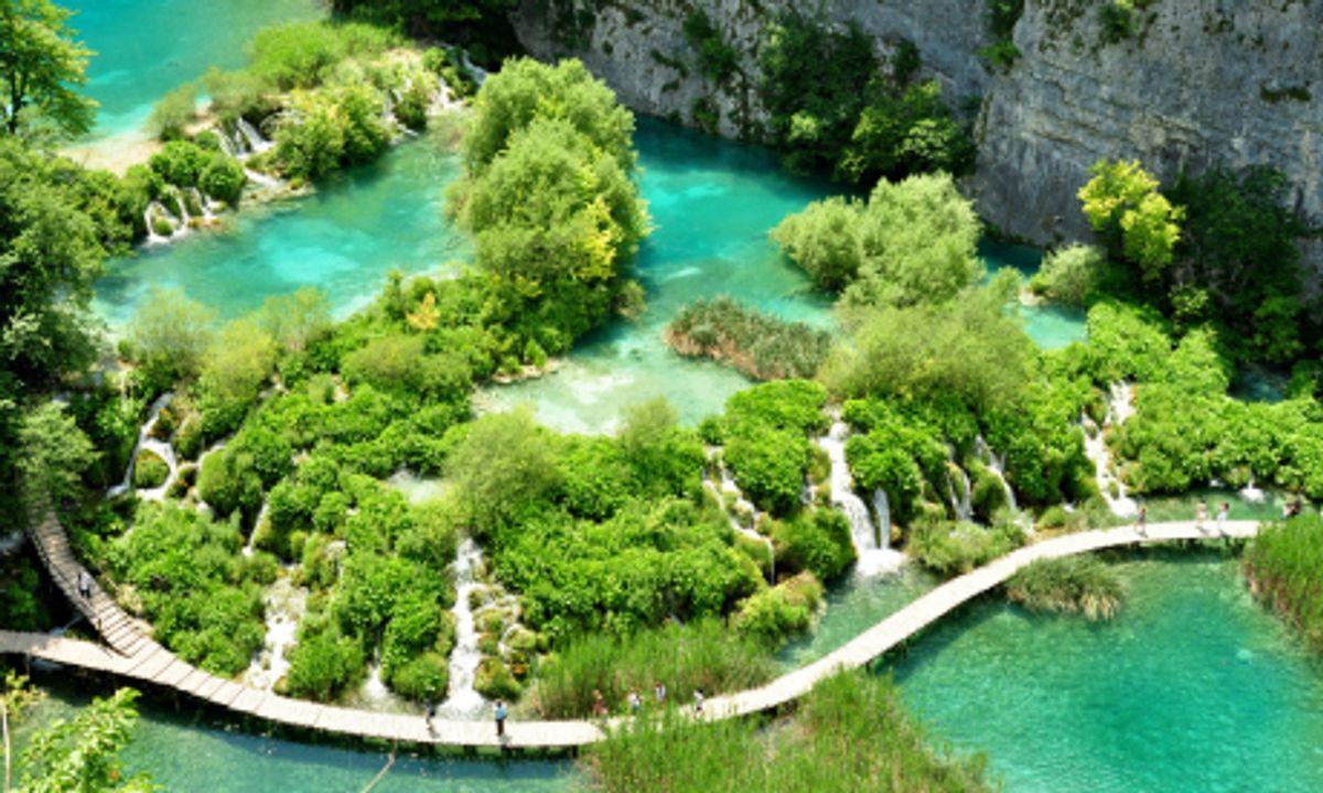 Under £250: Larking around lakes, Croatia