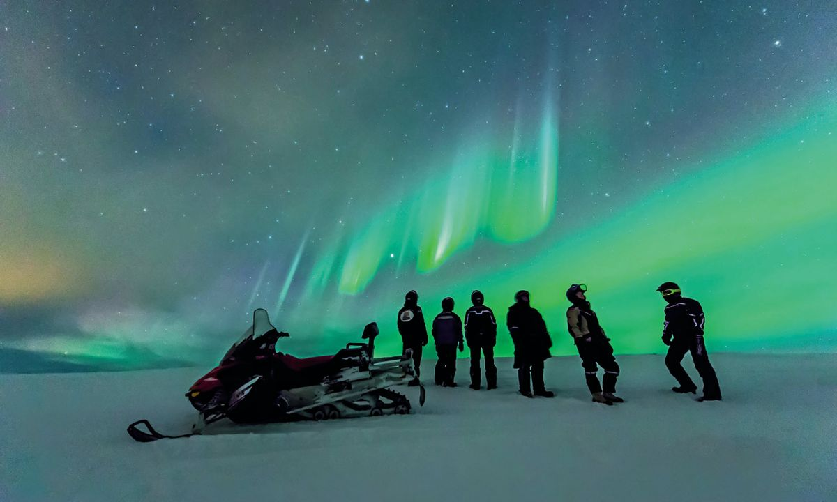 9 amazing aurora adventures for the Arctic winter