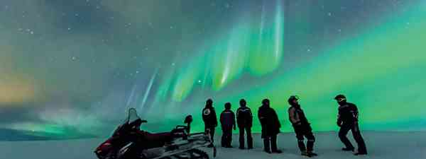 Arctic coast (Urjan Bertelsen)