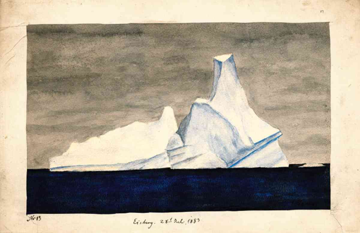 Iceberg (American Philosophical Society, Philadelphia)