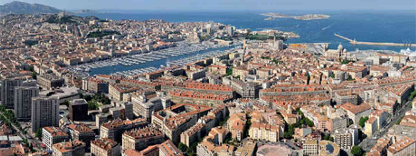Marseille's Vieux Port is still the heart of the city (Marseille Tourist Board)