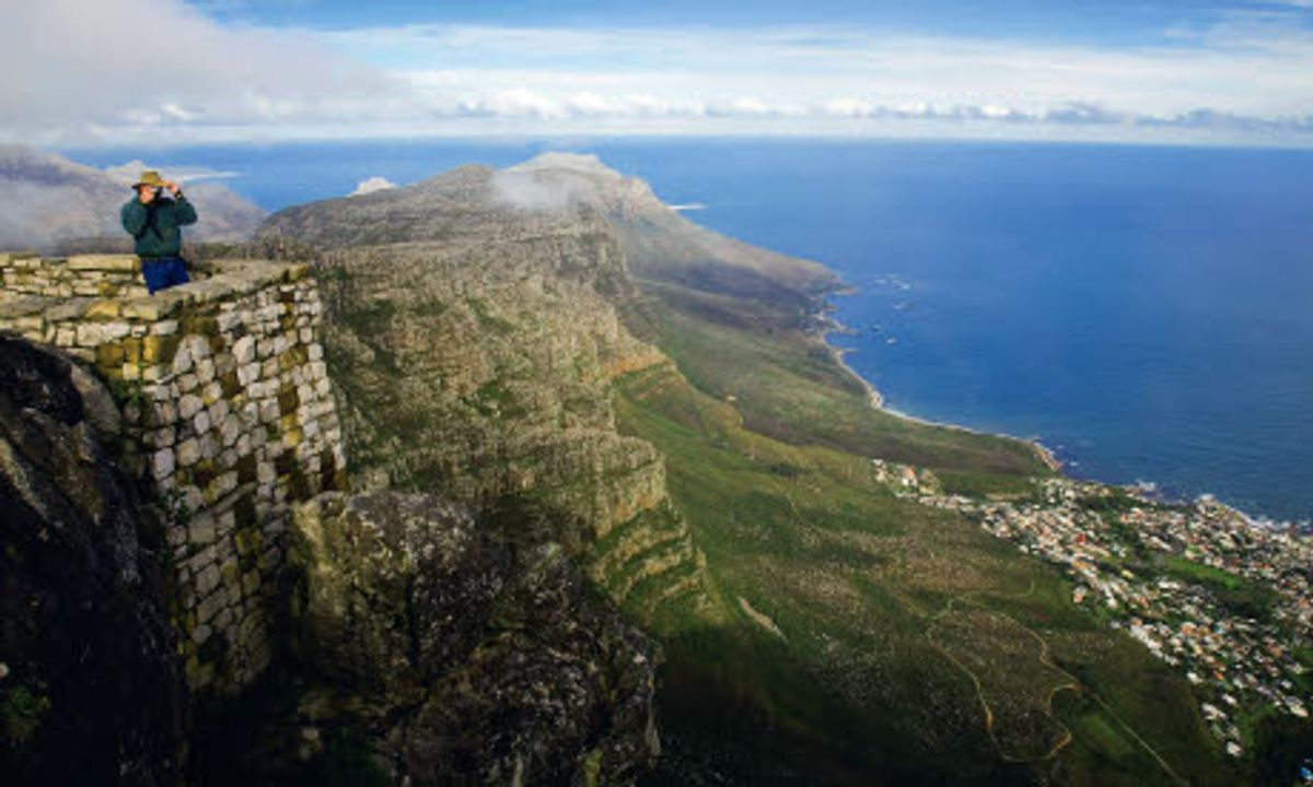 First 24 hours in... Cape Town