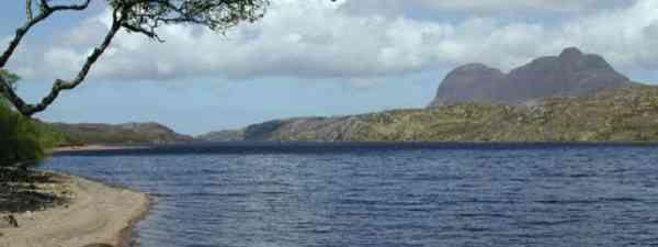 Seek out cracking views by campervan in Scotland (dreamstime)