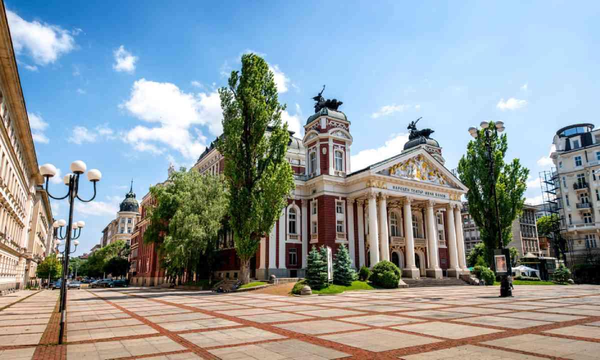 National Theatre, Sofia (Shutterstock)