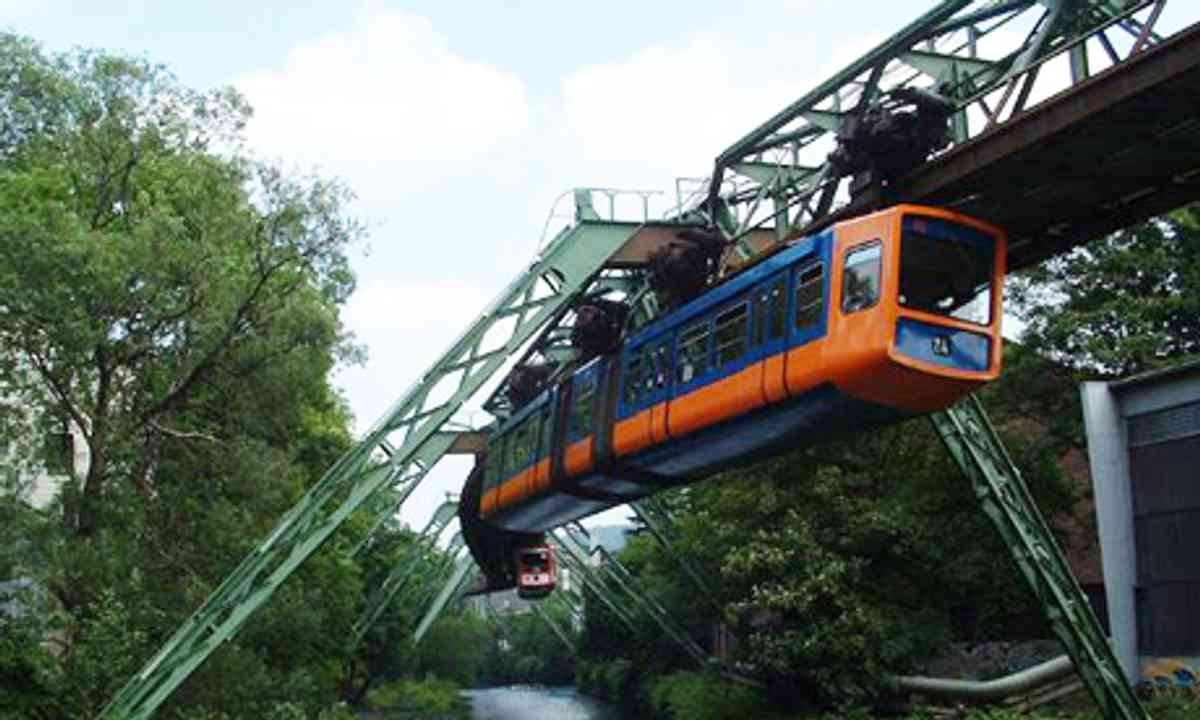 Suspended monorail (Wiki Images)