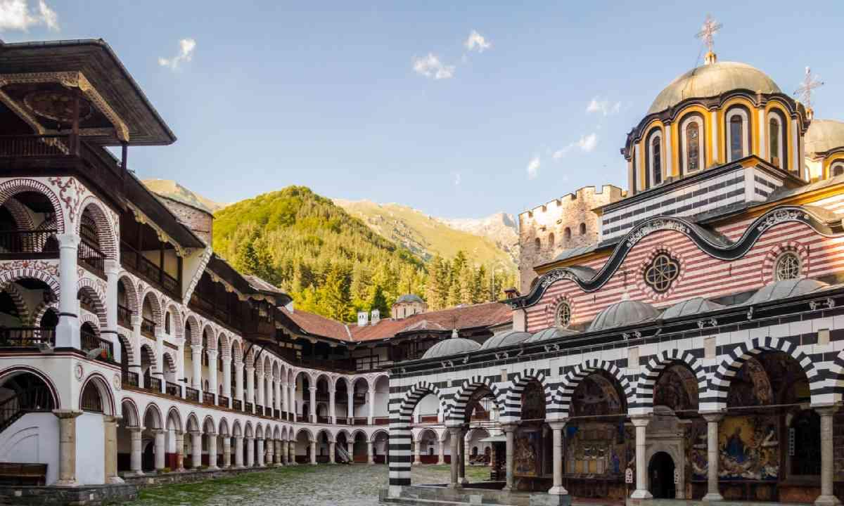 Rila Monastery (Shutterstock)