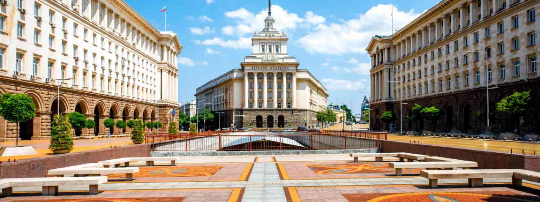Central Sofia, Bulgaria (Shutterstock)