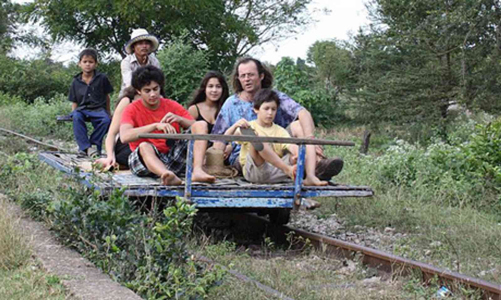 Bamboo Train (Wiki Images Henry Winter)