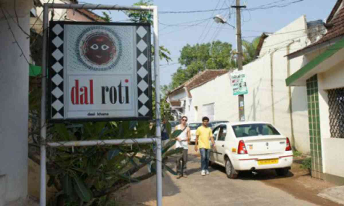 Dal Roti (Travel Stain)