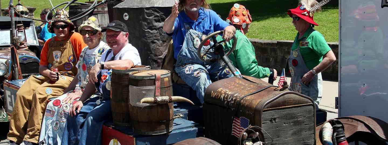 Hillbilly Days, Kentucky (Shutterstock: see credit below)