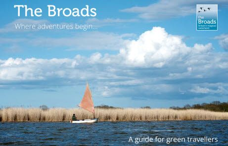 A green guide to the Norfolk Broads