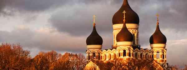 Alexander Nevsky Cathedral, Estonia (Shutterstock.com. See main credit below)
