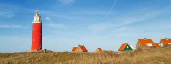 Texel, the largest of the West Frisian Islands (Shutterstock)