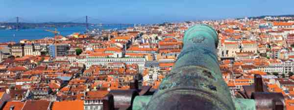 The view over Lisbon (iStock)