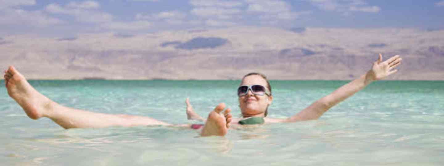 Where to find the best spas around the Dead Sea, Jordan (iStock)