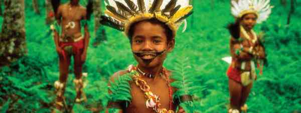 (Papua New Guinea Tourism)