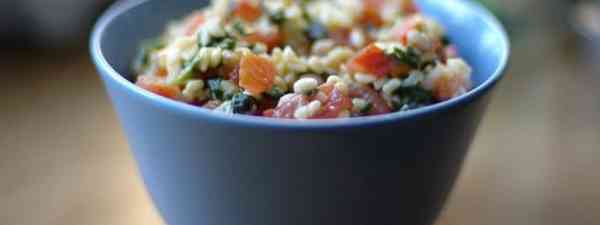 Where to find the finest tabouleh (Flickr: Jakub Hlavaty)