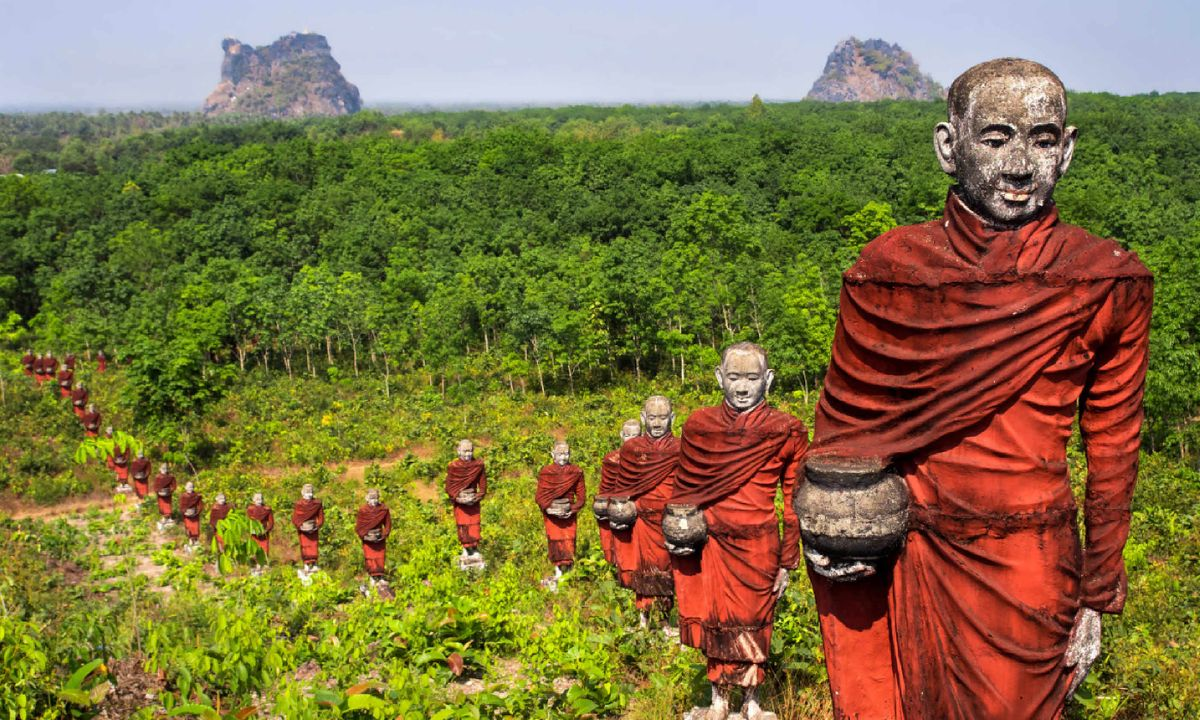 5 alternative places to visit in Burma