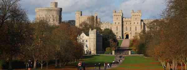 Windsor Castle in November (Shutterstock: see main credit below)
