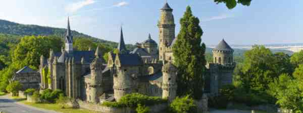 Lowenburg Castle is just one of the fairy-tale buildings of Kassel that inspired the Brothers Grimm (shutterstock)
