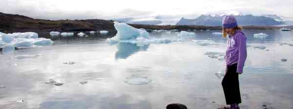 Jokulsarlon Glacier Lagoon (Peter Moore)