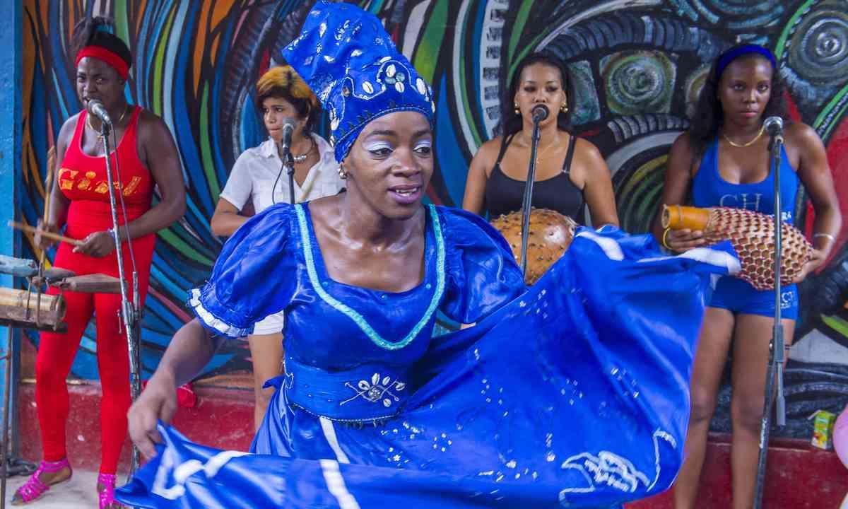 Salsa band in Havana (Dreamstime)