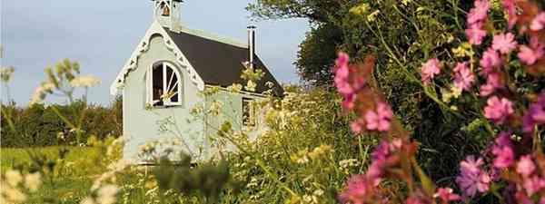 Tin Tabernacle, Cornwall (Classic Glamping)