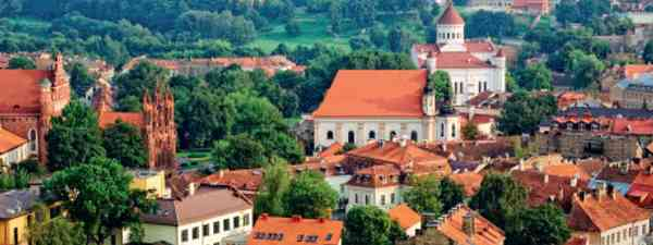Things to see and do on a short break to Vilnius (Shutterstock)