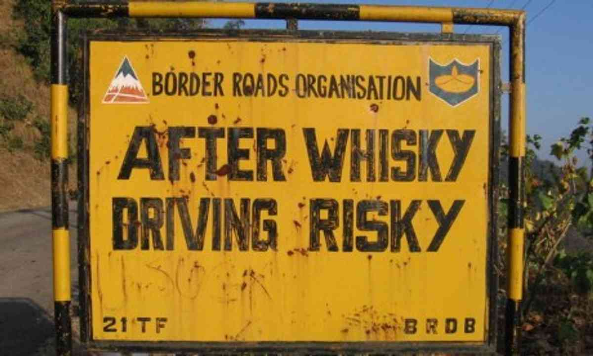 Hilarious Indian Road Signs