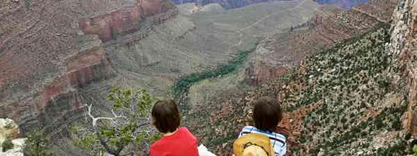 Front Row Seat, Grand Canyon (Melanie Gow)