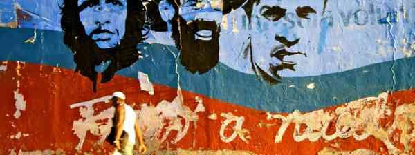 Havana mural (Dreamstime)