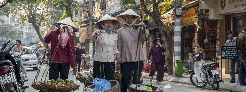Hanoi, Vietnam (iStock)